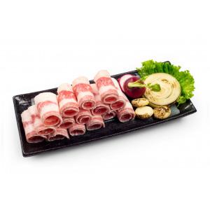 US Beef Short Plate Shabu Shabu